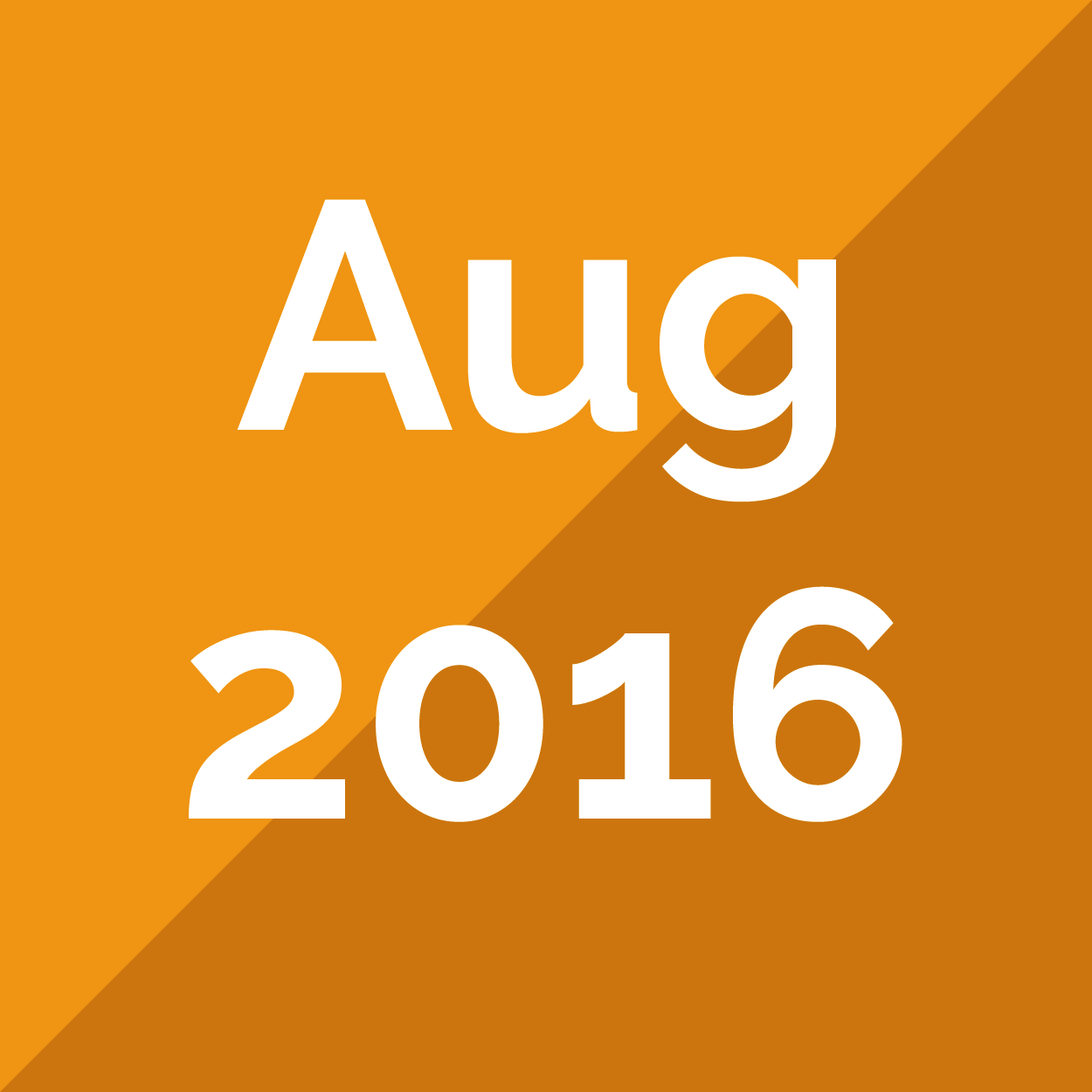 NIA Newsletter - Aug 2016