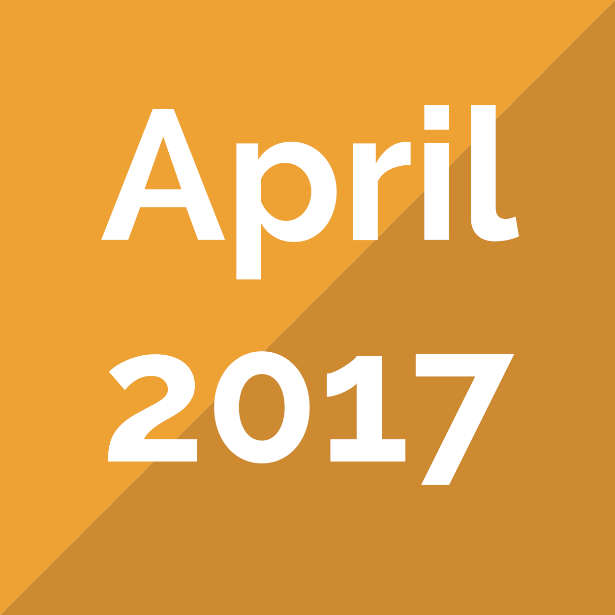 April 2017 Newsletter - The NIA