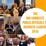 The NIA Connects Business & Public Officials