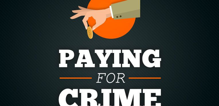 Paying for Crime - The NIA