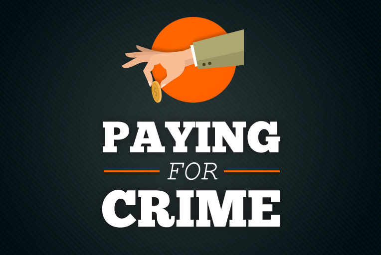Paying For Crime The NIA
