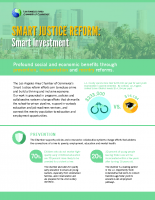 Smart Justice Employer Investment Facts
