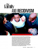 The Family and Recidivism