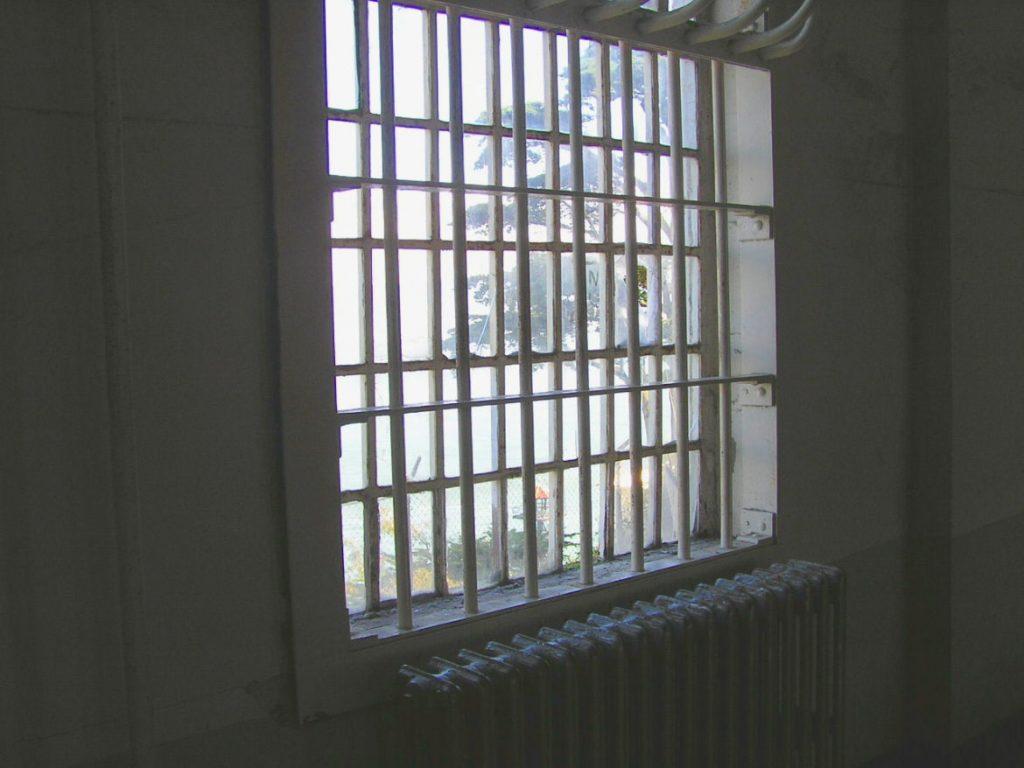 Alcatraz window by karyn christner