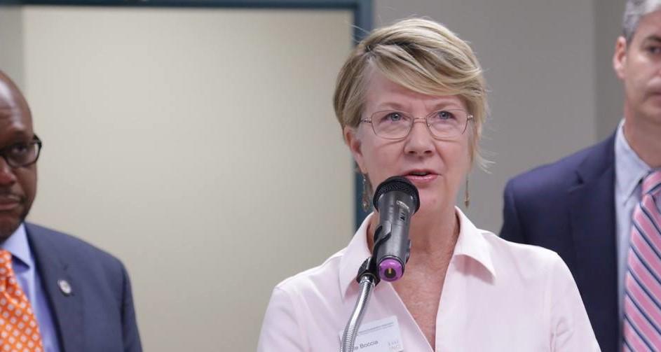 Kate Boccia - CEO of the NIA