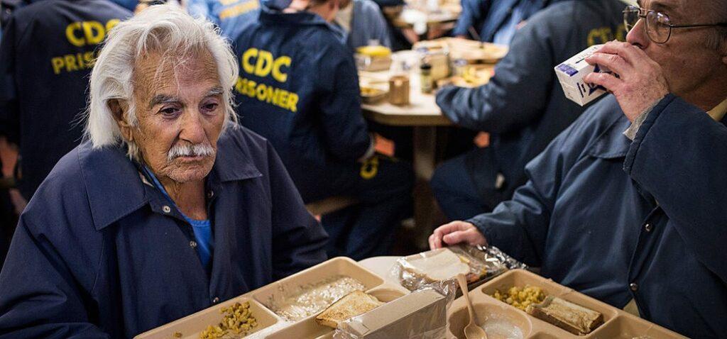 aging prison population
