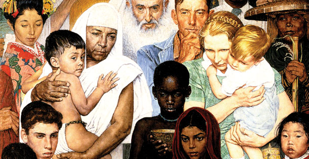 rockwell do unto others