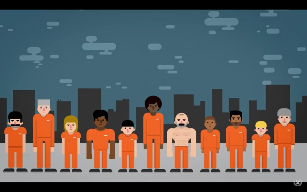 mass incarceration in us