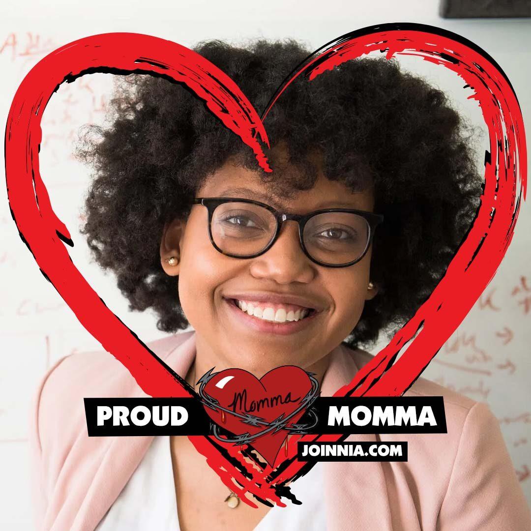 Proud Momma Facebook Frame demo