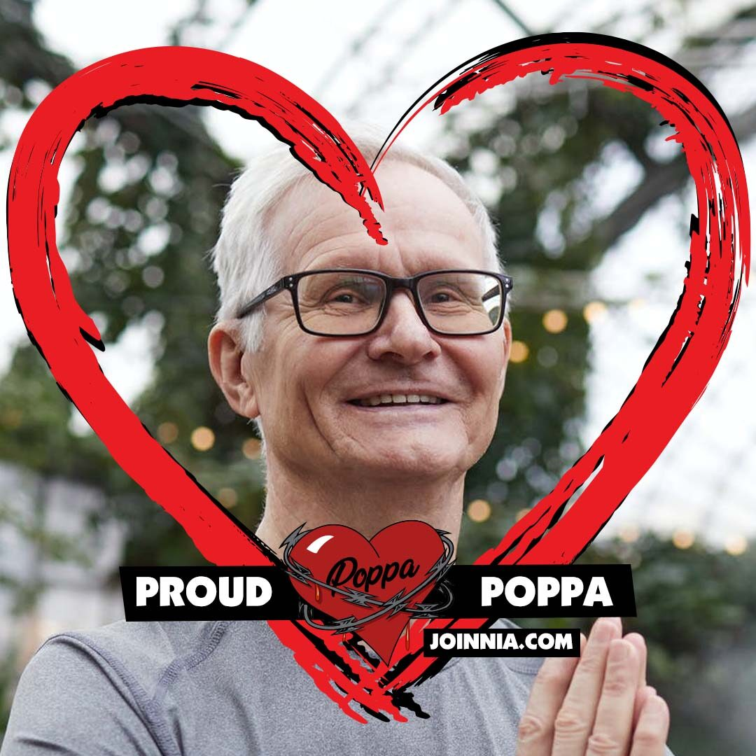 Proud Pappa Facebook Frame demo 2