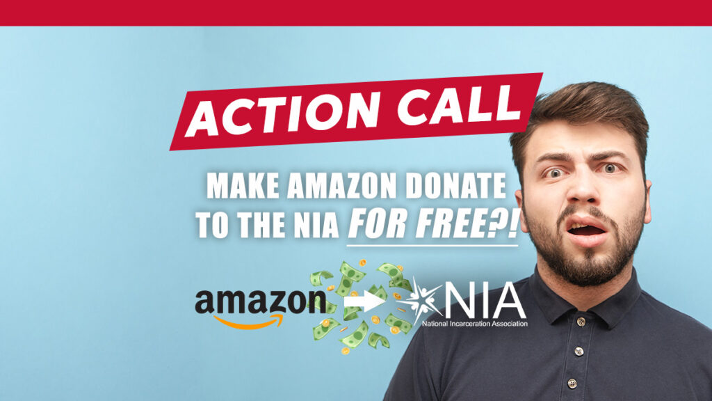 Make Amazon Donate to the NIA for Free 2