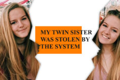 My Twin Sister was Stolen by the System