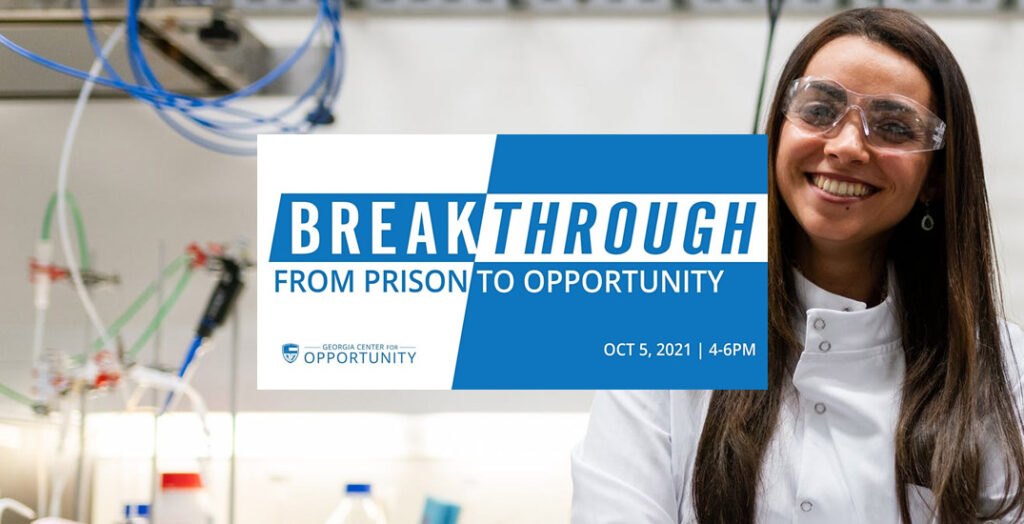 Breakthrough - From Prison to Opportunity
